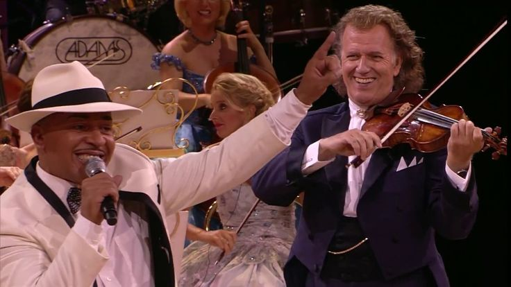 André Rieu & Lou Bega - Mambo No. 5 (A Little Bit of...)