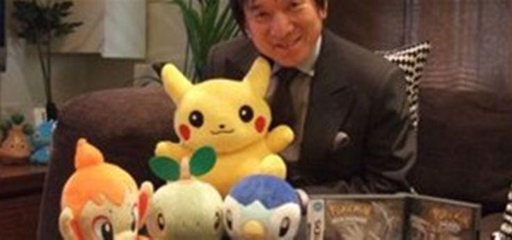 Satoshi Tajiri: A Tale of Pokemon, Bugs & Asperger's Syndrome « Indie ...