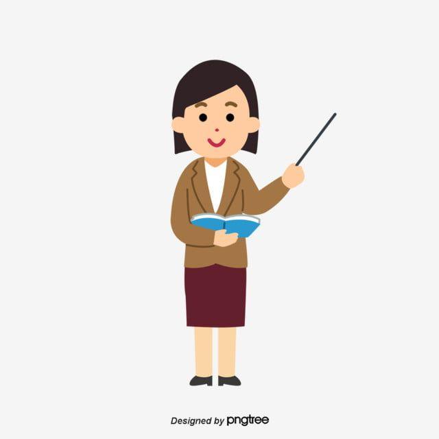 La Profesora De Dibujo Animado Profesor Dibujos Animados Female Teacher Png Y Psd Para Descargar Gratis Pngtree Di 2021 Kartun Latar Belakang Kuning Gadis Animasi