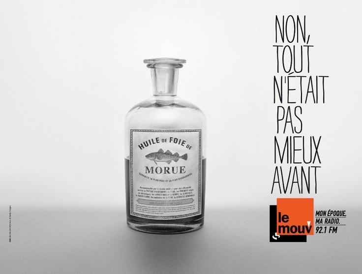 Radio Le Mouv' 2012