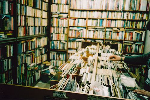 library: Libraries, Amazing Pictures, Bookstores, Inspiration Pictures, Gifts Shops, Books Books, Books Stores, Books Nooks, Guitar Inspiration