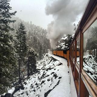 Le Durango Train – États-Unis | 21 des voyages en train les plus spectaculaires au monde