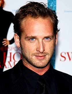 Josh Lucas Sweet and charming but, still very sexy!