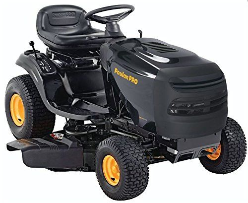 Poulan Pro 960420164 Pb145g42 Briggs 14.5 Hp 6-Speed Transmission Lever Cutting Deck Riding Mower, 42-Inch (Discontinued By Manufacturer), 2015 Amazon Top Rated Lawn Mowers & Tractors #Lawn&Patio