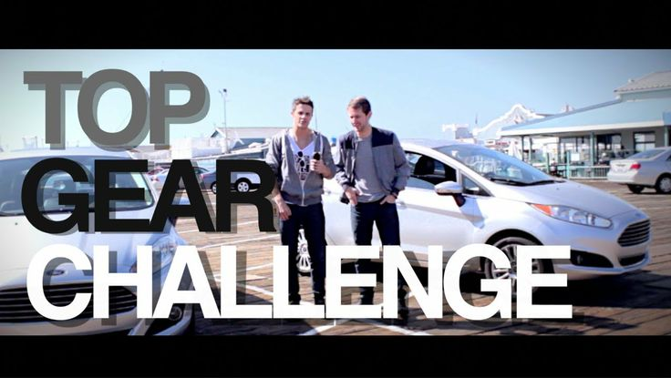 Top Gear Challenge feat MatthiasIAm & AlexisGZAll
