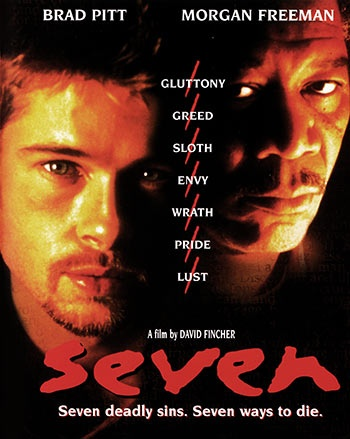Best Thriller Movies of All Time - 1995 Seven