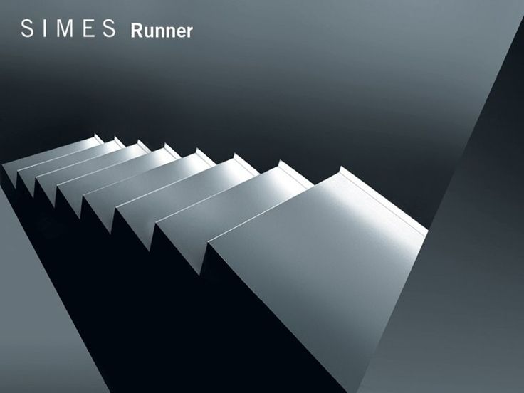 Superb RUNNER LED Einbauleuchte by SIMES