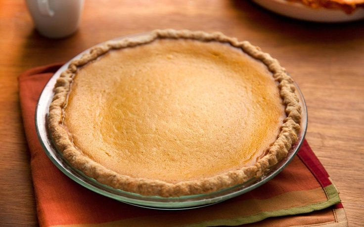 Thanksgiving is not Thanksgiving without pumpkin pie. Our version takes the spices out of the filling and bakes them into the crust, letting the pumpkin flavor...