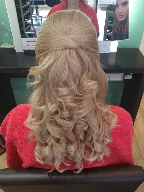 1000 Ideas About Hairstyles For Wedding Guests On