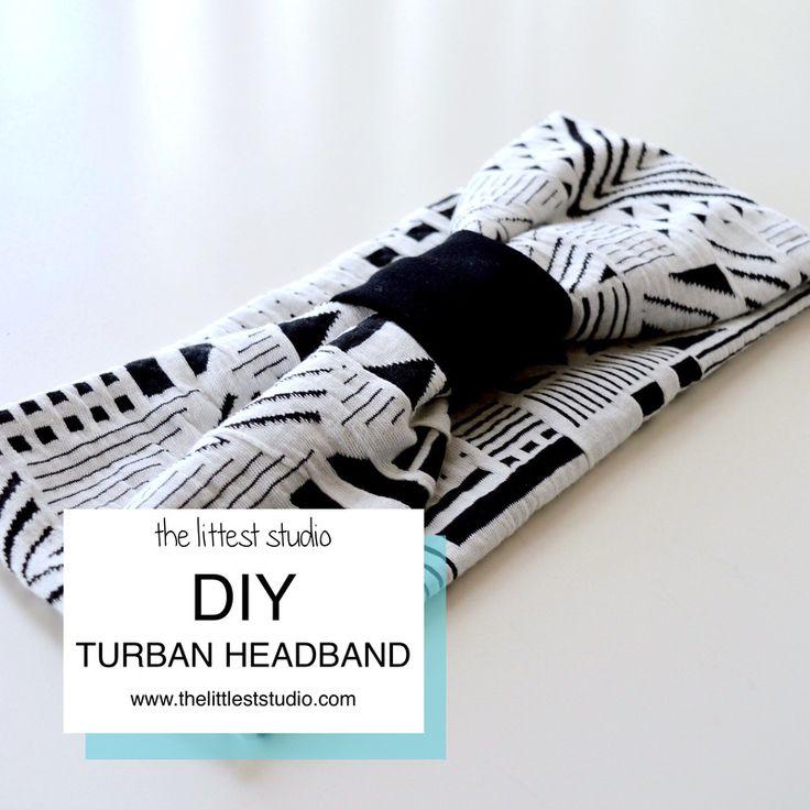 DIY Headband Tutorial! Perfect for beginners!!!