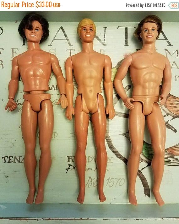 ON SALE now ken dolls lots