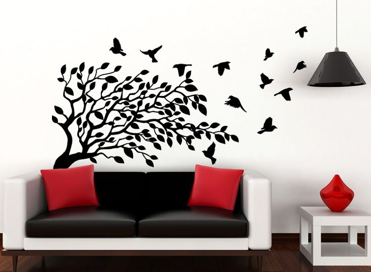 New wall stickers designs