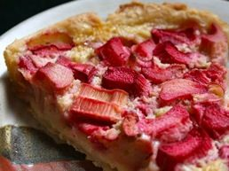 ... on Pinterest | Rhubarb cake, Rhubarb upside down cake and Rhubarb tart
