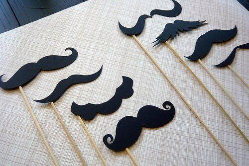 Snorretjes kan gebruikt worden voor vaderdag cadeau (foto)