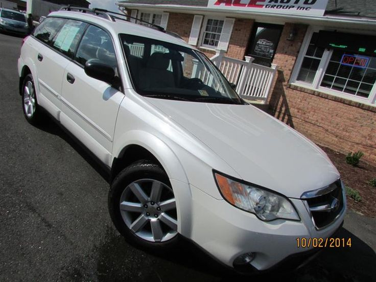 2008 Subaru Outback 2.5i for Sale in Fredericksburg, VA 11,470 miles - $9,895
