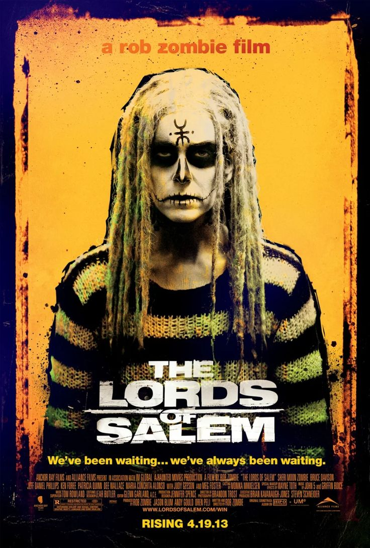 The Lords Of Salem.