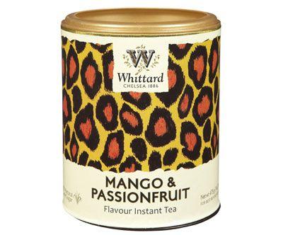 Whittard Mango & Passion Fruit Flavour Instant Tea Drink