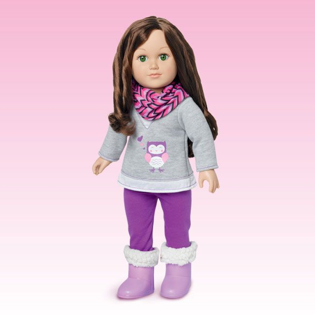 "Baby Doll Clothes At Walmart 170 Best My Life Asfrom Walmart For 18"" Dolls Images On Pinterest"