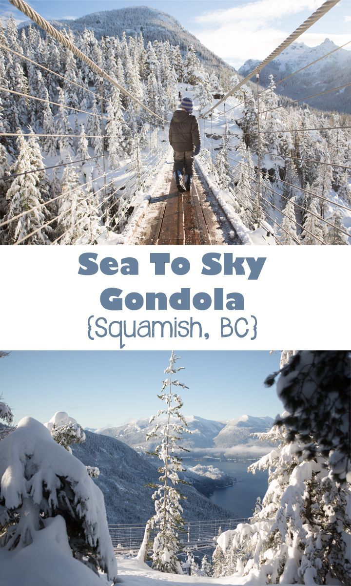 A beautiful mountain top adventure in Squamish, B.C. Hiking, snowshoeing, tubing, and more!