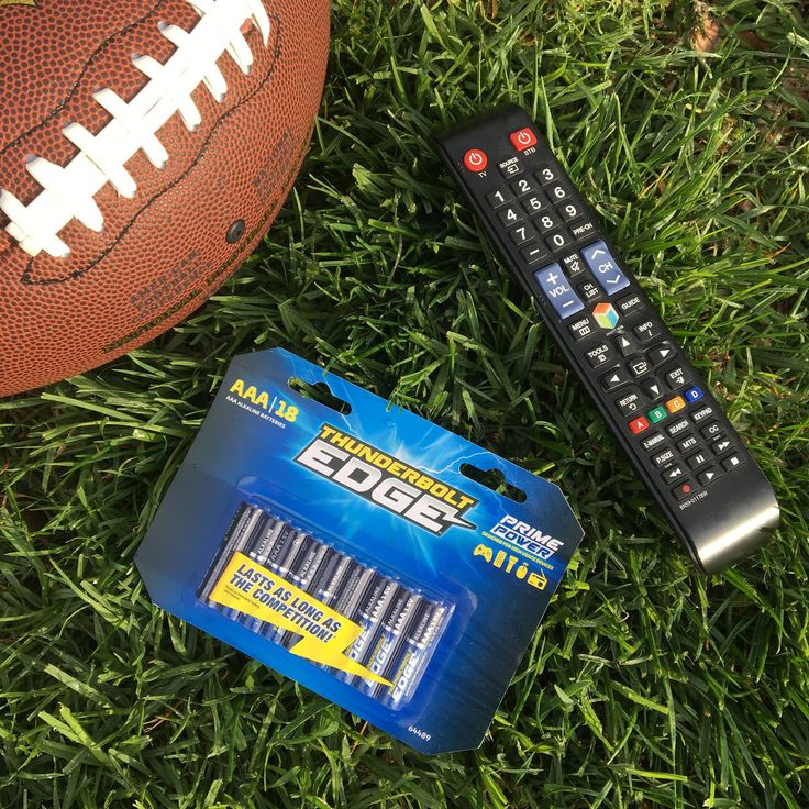 4 99 For Thunderbolt Edge Alkaline Plus Batteries Aa Or Aaa 18 Pk Tv Remote Controls Harbor Freight Tools Tv Remote
