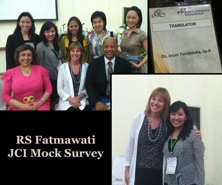 Mock Survey - RS Fatmawati