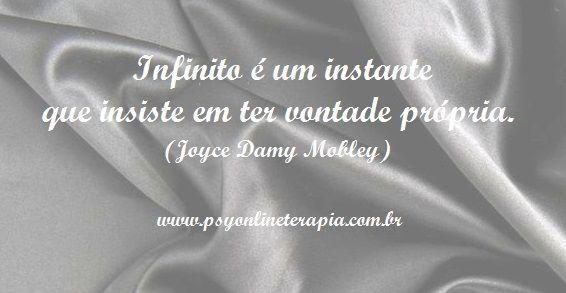Fragmento de um Poema de Joyce Damy Mobley