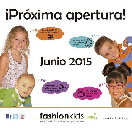 FashionKids, próximamente en Espacio Coruña