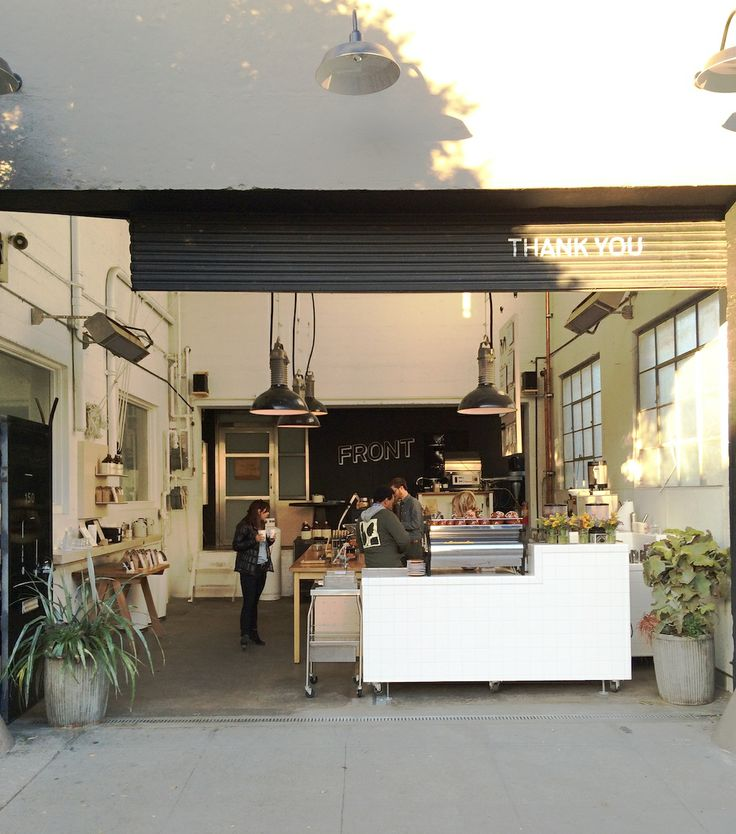 Front Cafe / San Francisco