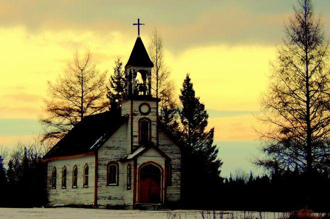 Beautiful old church.