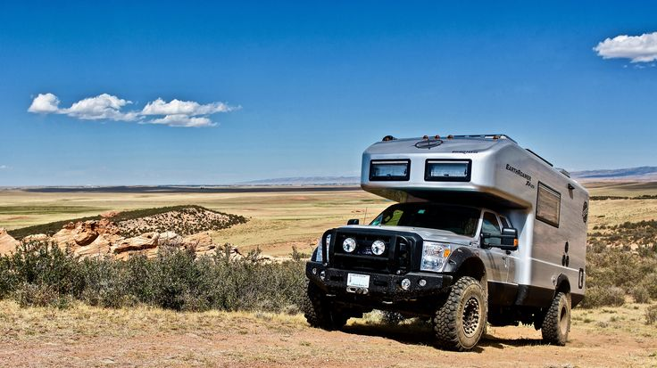 EarthRoamer is the world's leading designer and manufacturer of four wheel drive, self sufficient, luxury expedition vehicles.