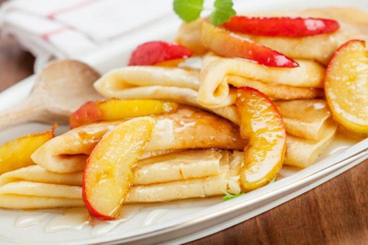 Werden die Apfelspalten karamellisiert, schmecken sie sehr intensiv. Dank der feinen Röstaromen ist dieses Rezept ein besonderer Genuss.