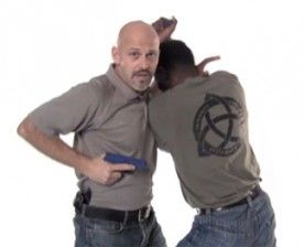 Realistic defense against knife attack.  Not pretty!  http://www.blackbeltmag.com/daily/martial-arts-philosophy/modern-martial-arts/combat-focus-shooting-expert-rob-pincus-discusses-the-not-so-picture-perfect-reality-of-self-defense-against-a-knife-attack-on-the-street/?utm_source=Editorial-Newsletter