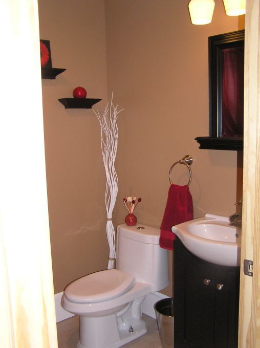 26 half bathroom ideas and design for upgrade your house - Very Small Half Bathroom Ideas