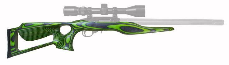 Ruger 10/22 Phoenix (Green Hornet)