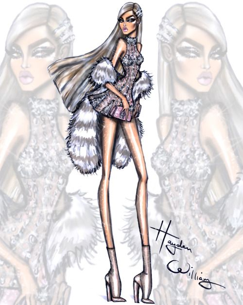 Glam Night Out: 'Dressed to Thrill' by Hayden Williams| Be Inspirational ❥|Mz. Manerz: Being well dressed is a beautiful form of confidence, happiness & politeness