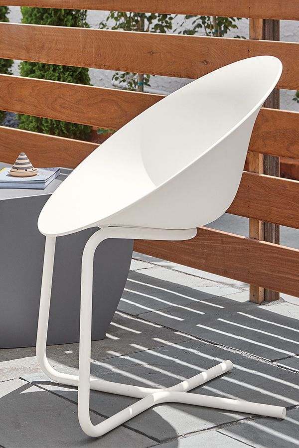 Material For Outdoor Furniture Part - 28: The Azhar Chair Is The Perfect Multi-purpose Outdoor Seating.