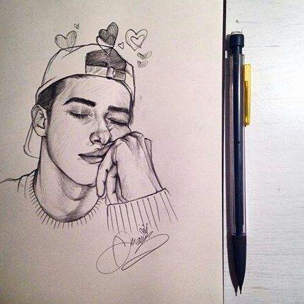 Bleistiftzeichnung – Erstaunliche Zeichnung Mae Ma…