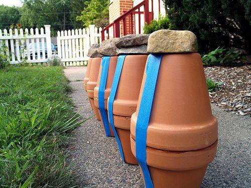 """Cómo hacer un sencillo sistema de irrigación. """"La olla"""""""