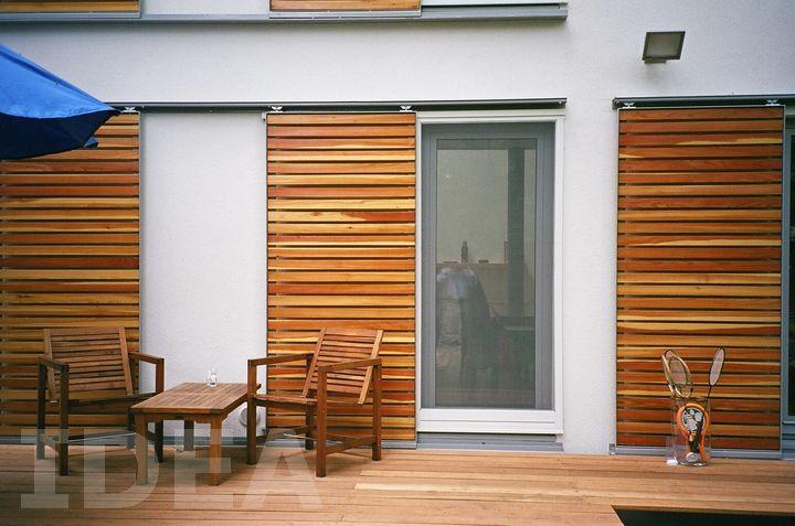 Okiennice przesuwne, zasłony panelowe, zasłony plisowane