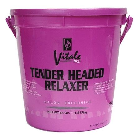 Vitale Pro Tender Headed Relaxer - Fine to Normal / Medium 64 oz  $23.35   Visit www.BarberSalon.com One stop shopping for Professional Barber Supplies, Salon Supplies, Hair & Wigs, Professional Product. GUARANTEE LOW PRICES!!! #barbersupply #barbersupplies #salonsupply #salonsupplies #beautysupply #beautysupplies #barber #salon #hair #wig #deals #sales #VitalePro #TenderHeaded #Relaxer  #FinetoNormalMedium