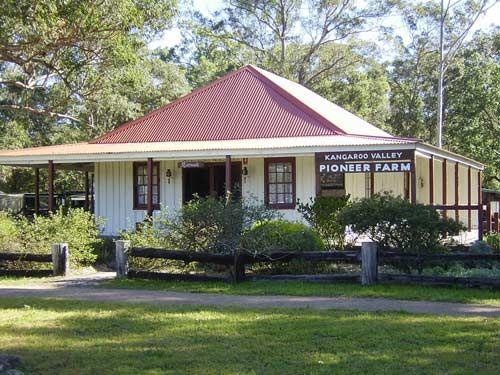 Pioneer Museum - Kangaroo Valley