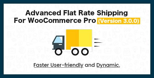 Advance Flat Rate Shipping Method for WooCommerce v3.0.2
