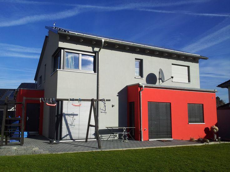 Einfamilienhaus modern pultdach  Die besten 25+ Versetztes pultdach Ideen nur auf Pinterest ...