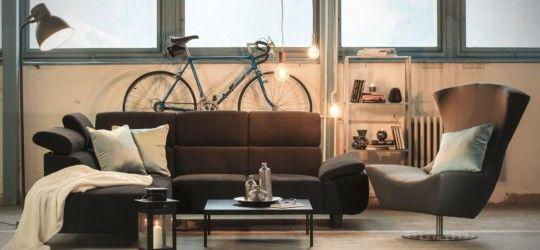 Jak zařídit obývák v moderním urban stylu?