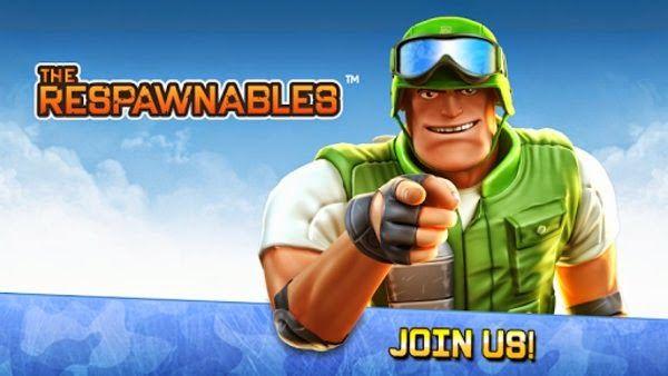 Respawnables 2.1.2 APK - http://apk.blueicegame.com/respawnables-2-1-2-apk/