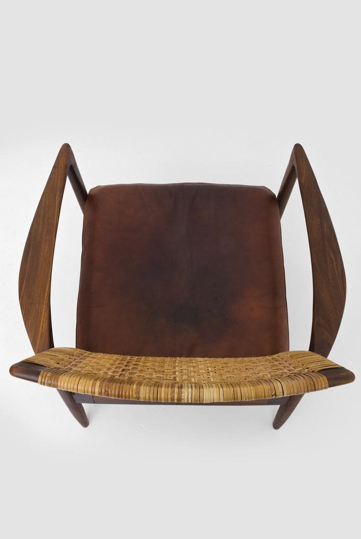 ib kofodlarsen easy chair at studio schalling