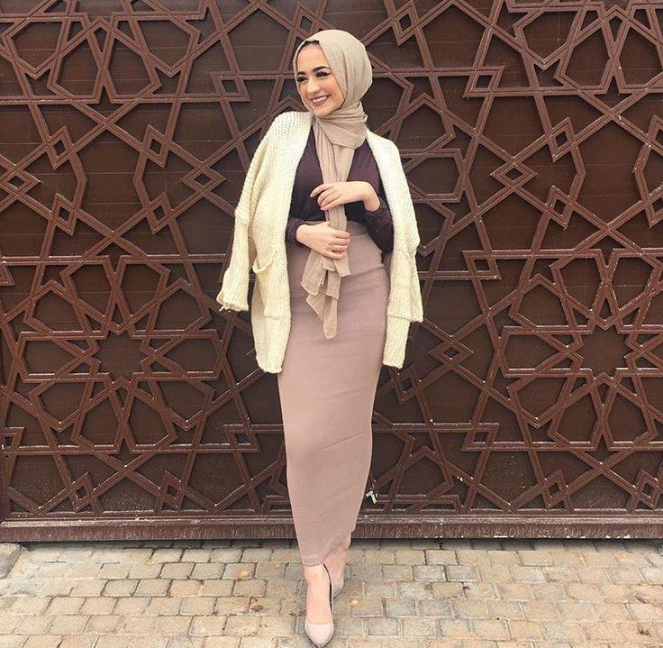 Hijab Fashion   Nuriyah O. Martinez   Jawaherrbrr