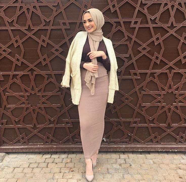 Hijab Fashion | Nuriyah O. Martinez | Jawaherrbrr