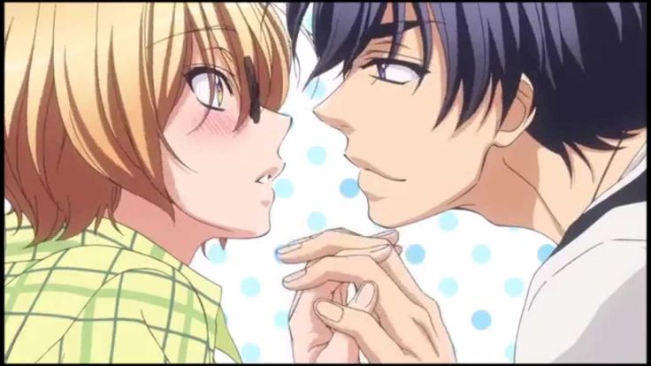 LOVE STAGE!! ending