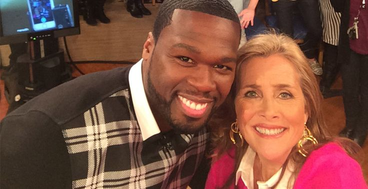 50-cent guest on the Meredith Vieira show 10-2-14